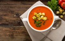 Delicious & Easy Tomato Soup!