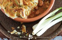 Bean Tagine with Goulash