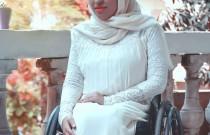 Rania Roushdy: Egypt's First Wheelchair Using Model!