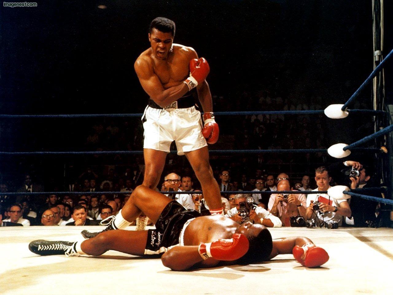 Muhammad Ali, 'The Greatest', dies at age 74