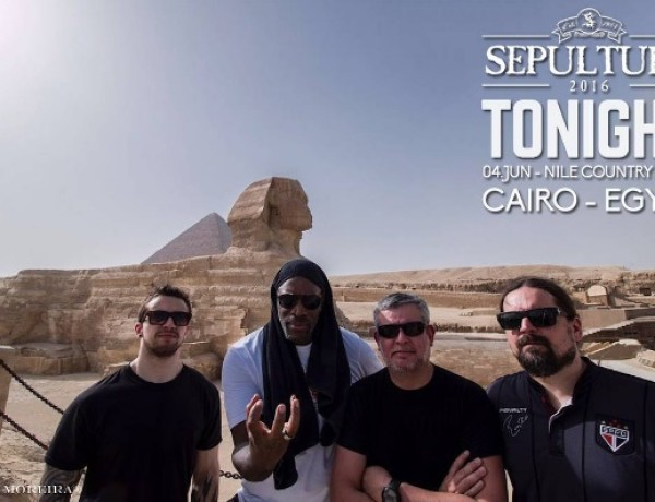 sepultura egypt