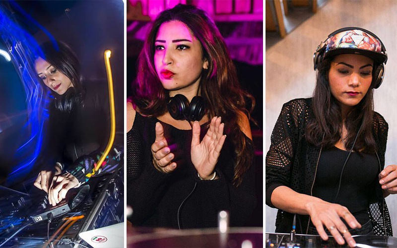5 Female Egyptian DJs that Changed the Game!