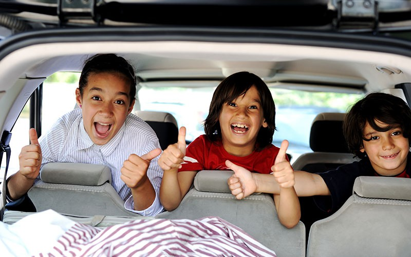 Baby on Board! All you Need to Know about Driving to Sahel with your Baby!
