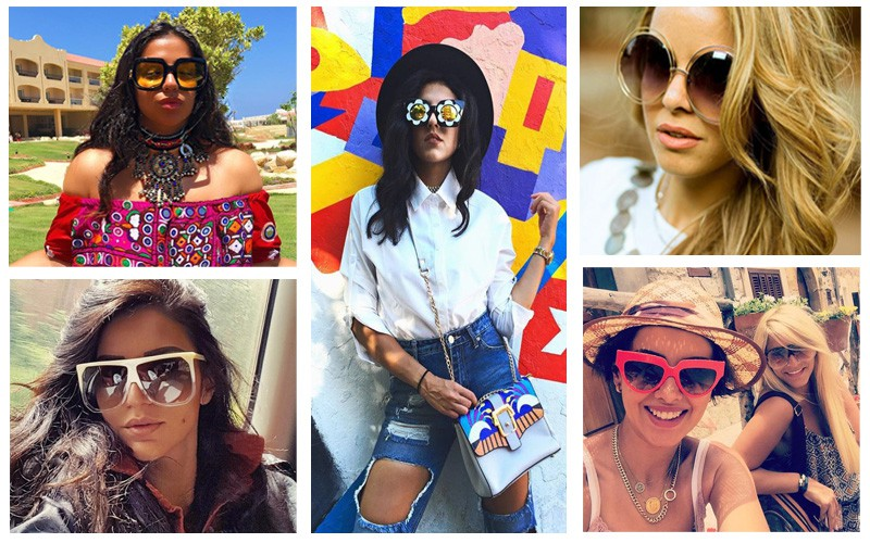 Who Rocked their Shades this Summer?