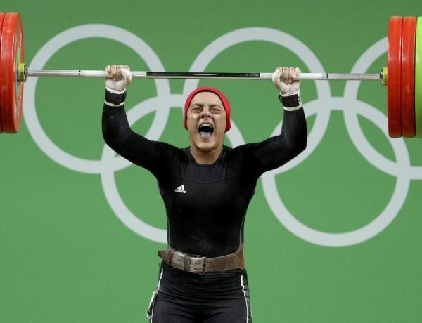 Weightlifting – Women's 69kg