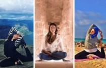 Namaste! Women who Turned their Lives around by Teaching Yoga
