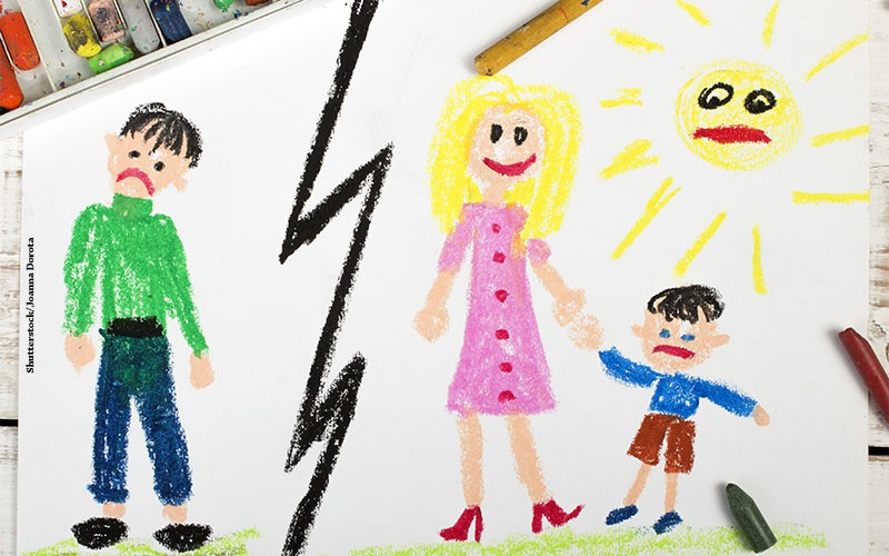 5 Reasons Why Divorce Is Actually Better For The Kids