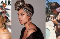 6 Celebrities that Inspired Us with their Head Wraps