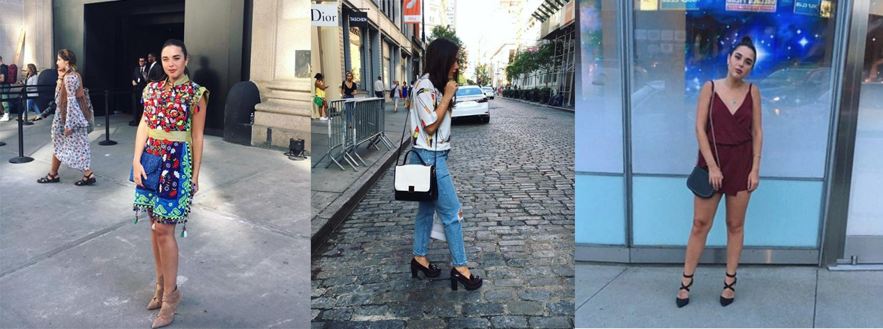 My Journey and Looks through New York Fashion Week