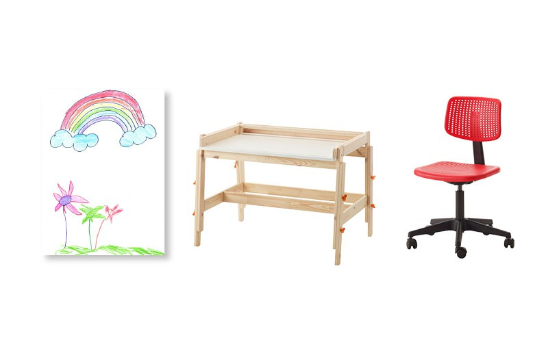 Studying Could be Fun Too! Cool Desk Ideas for Your Kids!