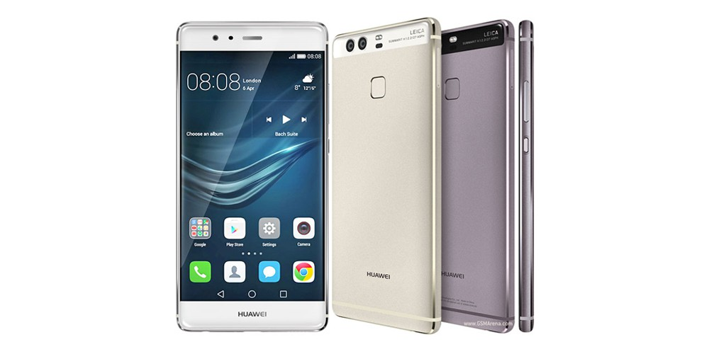 Get the Huawei P9 Smartphone and You'll Leica this!