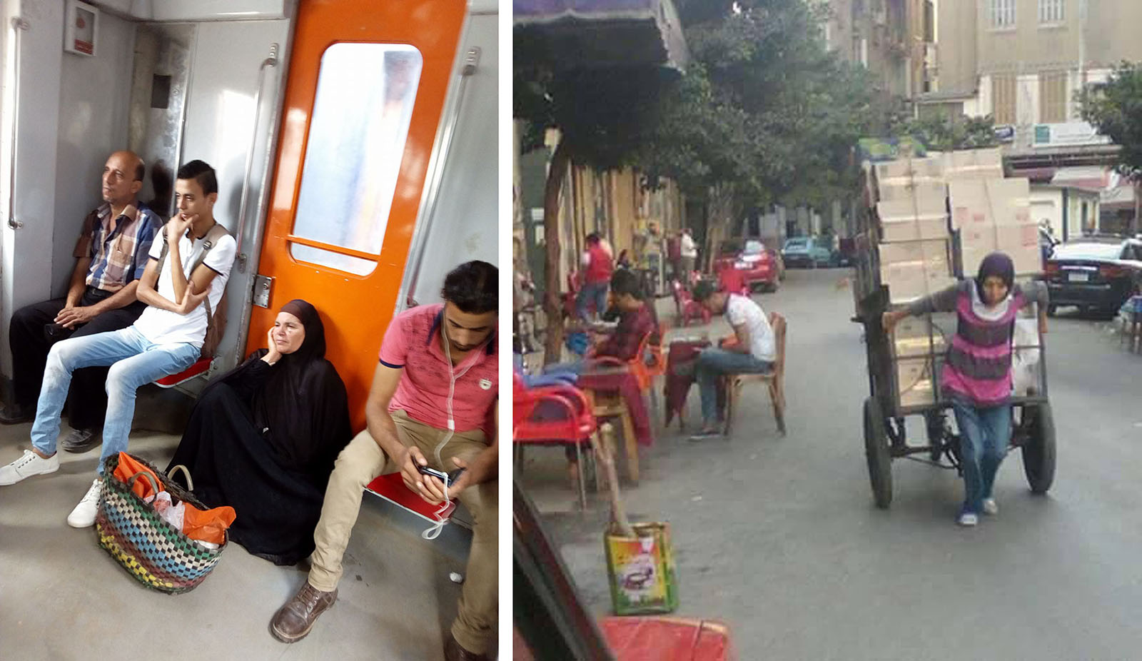 Images Reflecting the Devaluation and Oppression of Egyptian Women Go Viral