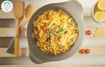 A Brilliant One Pot Chicken Fajita Pasta!