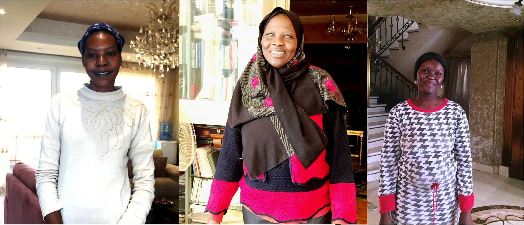 From war to discrimination; the stories of 3 independent Sudanese women