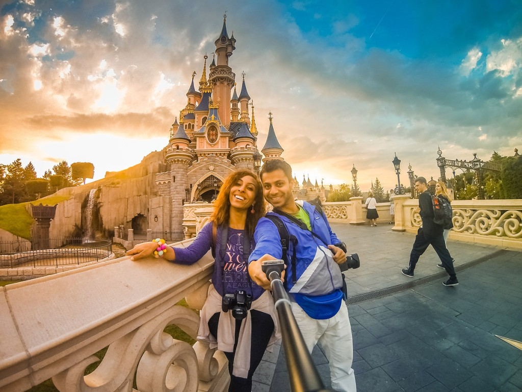 For the love of travel and photography: A married couple roams the world together
