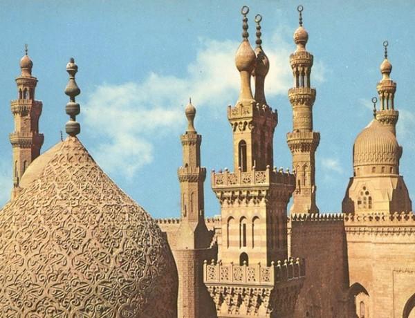 Prayer in Egypt (1)