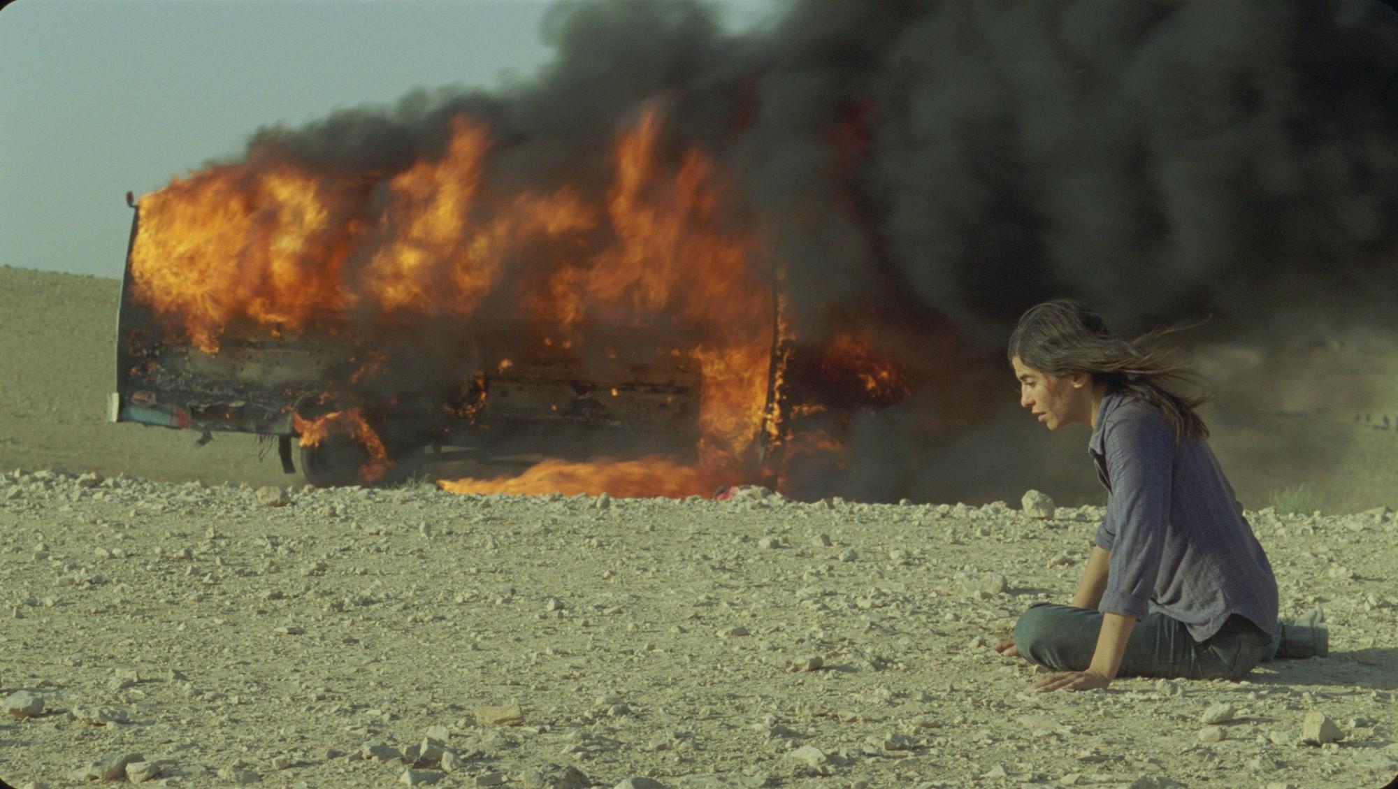 Villeneuve's thought-provoking film, 'Incendies', captivates the crowd.