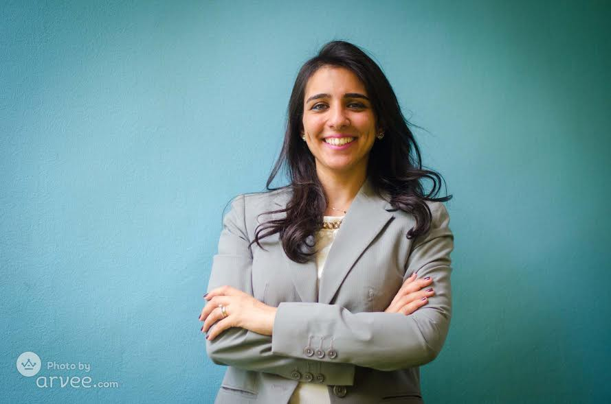 Sara Aziz, founder of Safe