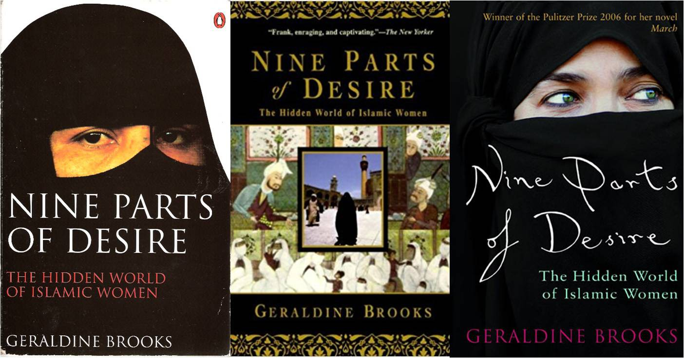 Geraldine Brooks uncovers the Hidden World of Islamic Women in must-read book, 'Nine Parts of Desire'!