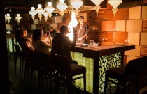 An exotic evening with an alluring atmosphere at Mirai