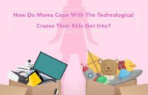 How Do Mom's Cope With The Technological Crazes Their Kids Get into?