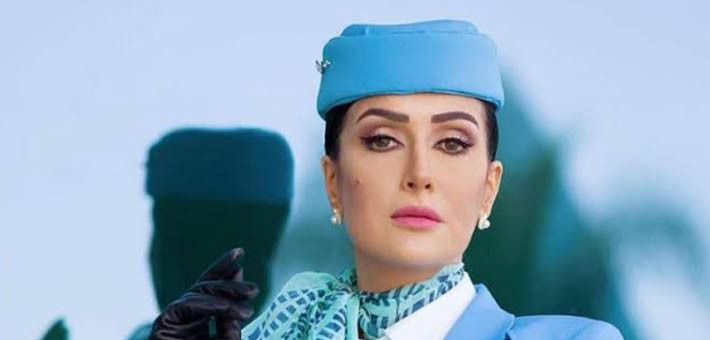 Ghada AbdelRazik sabotages the reputation of Egyptian Airhostesses and Pilots for Drama's sake