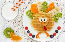Start off your kid's day with the delicious Breakfast Bird!