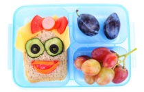 Get your child excited about eating a healthy lunch with these Lunchbox Friends!