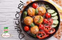 More-ish Mushroomand Parmesan Balls
