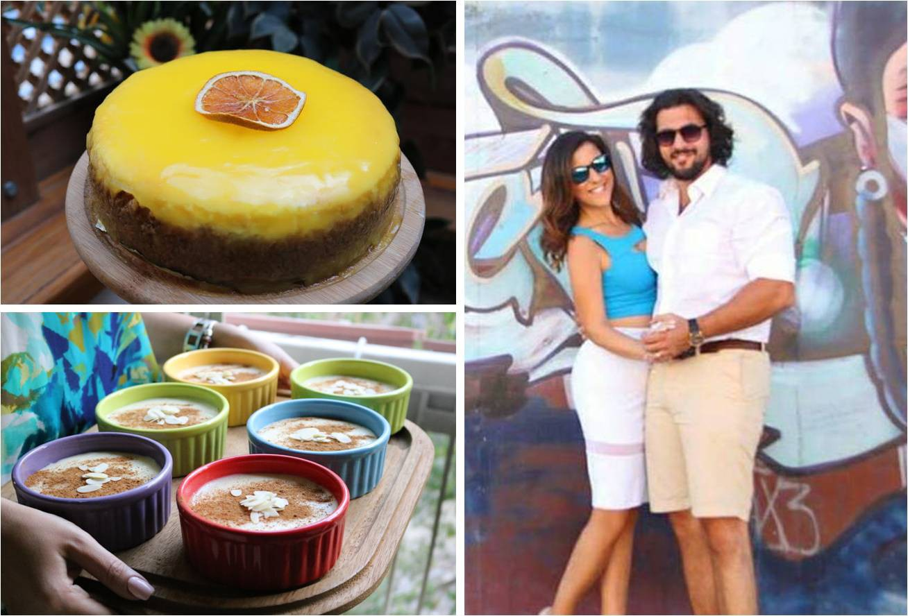 The Secret to Tender Chicken and Delicious Dips with the Cairo Foodie Couple