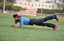 Staying in Shape with Samira Khalil
