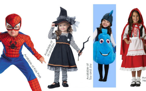 Kids Costumes-What Women Want