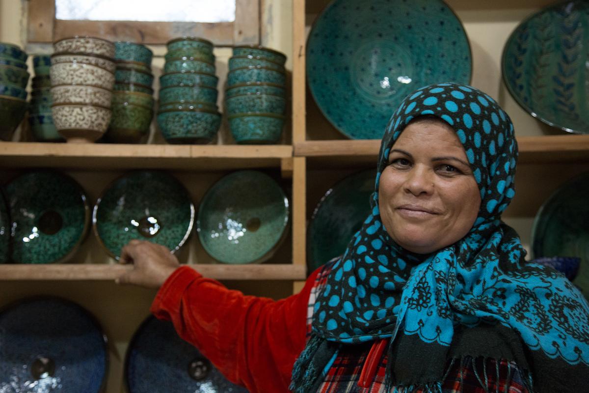 Rawya-What Women Want-Pottery