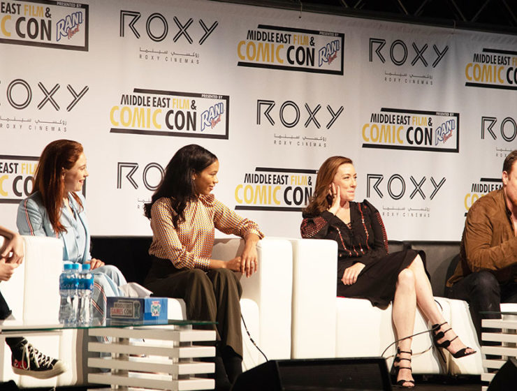 What Women Want Magazine - A Chat with the Talented Cast of the Infamous Netflix Show Lost In Space