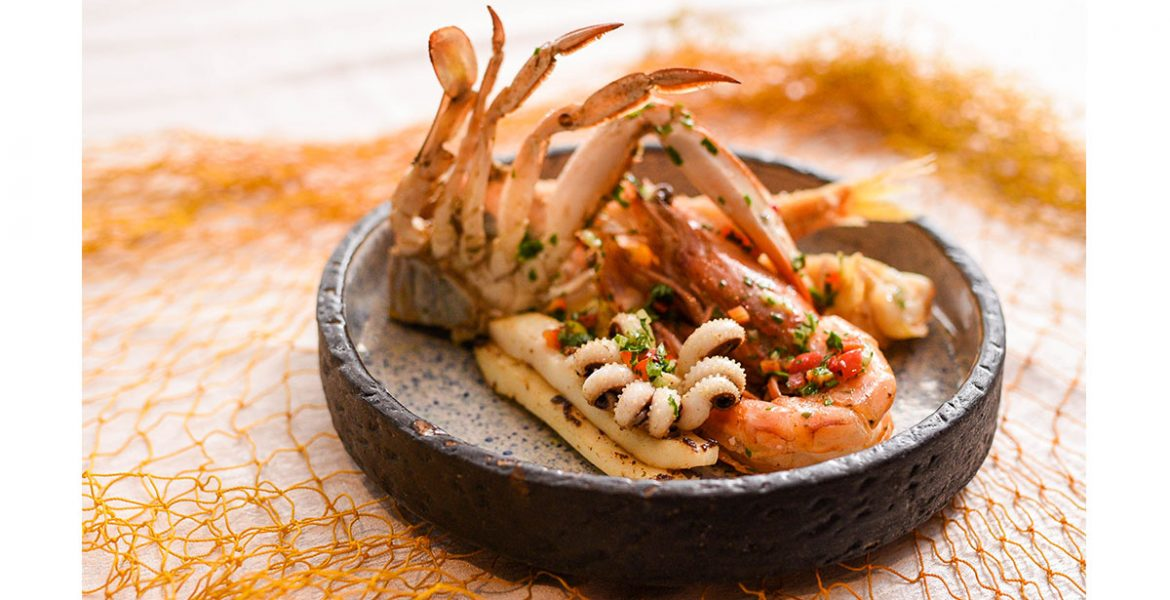Heliopolis Towers Hotel Brings the Freshness of Alexandrian Seafood
